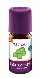 Taoasis Patchouli olie 5ml Pogestemon Patchouli