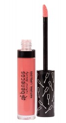 Benecos lipgloss Flamingo