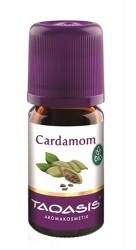 Taoasis kardemom olie 5ml Elettaria Cardamomum