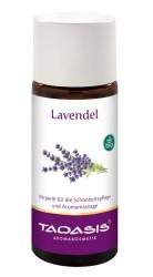 Taoasis bio lavendel huid en massage-olie