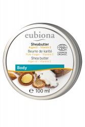 Eubiona sheabutter arganolie en vitamine E
