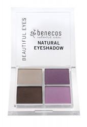 Benecos beautiful eyes quattro eyeshadow