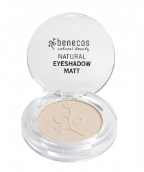 Benecos eyeshadow soft vanilla