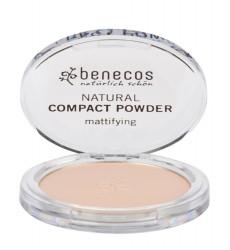 Benecos compact powder porcelain