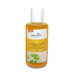 Provida almond lemon body oil