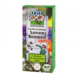 Aries guerilla gardening seed bombs