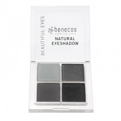 Benecos eyeshadow smokey eyes