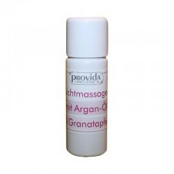 Biologische gezichtsmassage olie