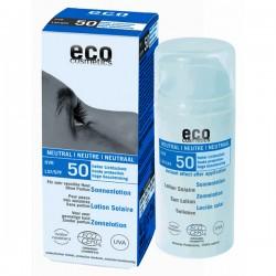 Eco cosmetics zonnebrandcreme zonder parfum spf 50