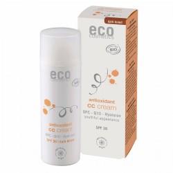 Eco Cosmetics CC Creme SPF 30 donker