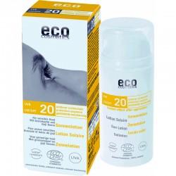 Eco Cosmetics bio zonnebrandcreme SPF 20