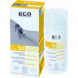 Eco Cosmetics zonnebrandcreme spf 50
