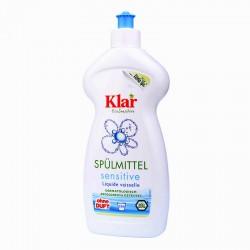 Eco afwasmiddel zonder parfum en milieuvriendelijk