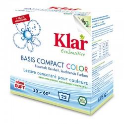 Eco wasmiddel (waspoeder) color zonder parfum