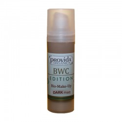 Bio liquid foundation dark