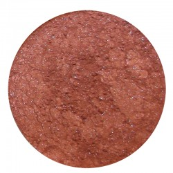 Luminous shimmer blush cranberry