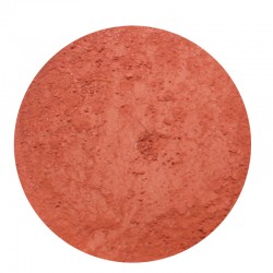 Satin matte blush Melon