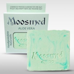 Moosmed aloe vera zeep