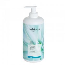 Natuurlijk doucheschuim normale tot droge huid Aloe Vera