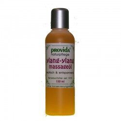 Biologische massage olie ylang ylang