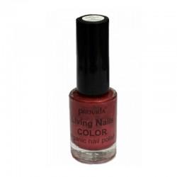 Natuurlijke nagellak dark rouge
