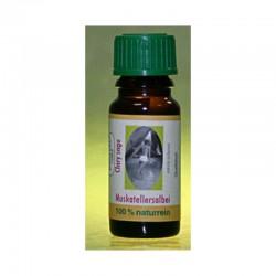 Natuurlijke scharlei olie