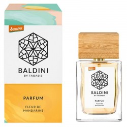 Taoasis bio parfum Fleur de Mandarine