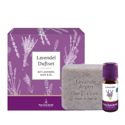 Taoasis lavendel geurset met zeep