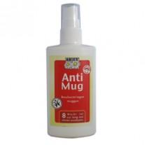 Aries anti-mug effectieve natuurlijke muggenspray zonder Deet