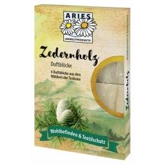 Aries cederhout geurblokjes