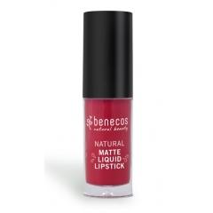 Benecos Bloody Berry Lipstick