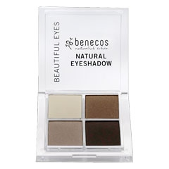 Benecos Cream & Coffee eyeshadow