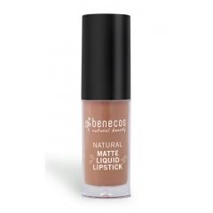 Benecos Desert Rose Liquid Lipstick