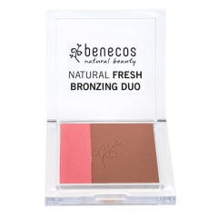 Benecos natural fresh bronzing duo California nights