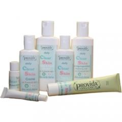 Complete natuurlijke serie tegen acné