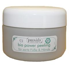 Bio voetscrub- en handscrub met amandelolie