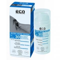 Eco cosmetics zonnebrandlotion SPF30 zonder parfum
