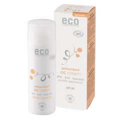 Eco Cosmetics CC Creme SPF50 light
