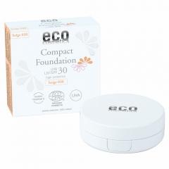 Bio compact foundation SPF30 Eco Cosmetics