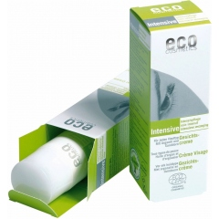 Eco cosmetics intensive cream