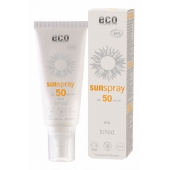Eco Cosmetics Sunspray met Q10