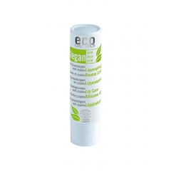 Eco cosmetics vegan lippenbalsam