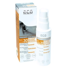 Eco Cosmetics zonnespray spf30