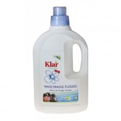 Eco vloeibaar wasmiddel met wasnoot extract