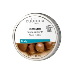 Eubiona bio sheabutter naturel