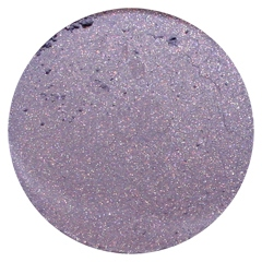 Luminous shimmer eyeshadow Aubergine
