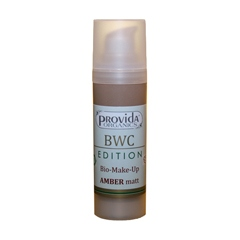 Bio liquid foundation amber