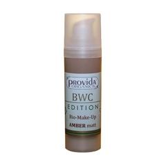 Bio liquid foundation amber