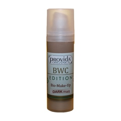 Bio liquid foundation dark