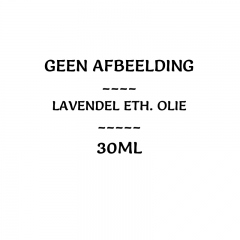 Bio lavendel olie 30ml